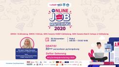 Online Job Matching 2020 SMKN 1 Sidikalang
