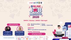 Online Job Matching 2020 - SMKN 1 Siantar & SMKN 1 Beringin