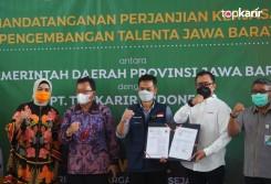 Kolaborasi Jabar-Top Karir Indonesia untuk Tingkatkan Kapasitas dan Keterampilan Tenaga Kerja Muda