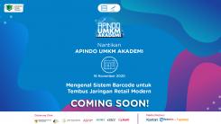 Webinar Mengenal Sistem Barcode untuk Tembus Jaringan Retail Modern